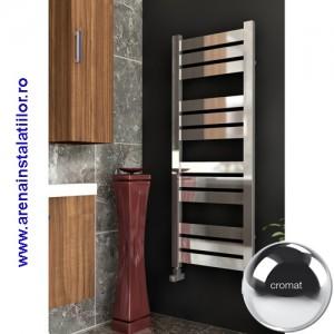 poza Radiator decorativ de baie Ferroli Serena Cromat 500x960