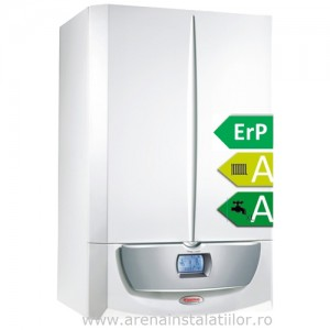 poza Centrala in condensatie cu boiler de 54 litri Immergas VICTRIX ZEUS SUPERIOR 26 2 ERP - 26 kw