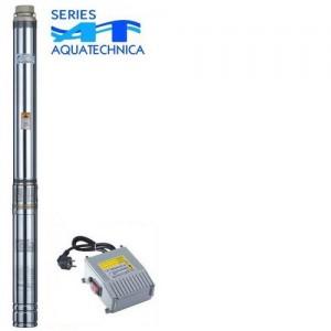 Poza Pompa submersibila multietajata AQUATECHNICA TORNADO 210-30