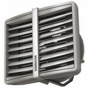 Poza Aeroterma cu agent termic SONNIGER HEATER R1 - putere incalzire 10-30 kW