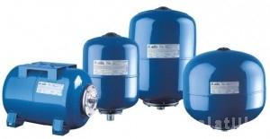 poza Vas de expansiune pentru hidrofor ELBI AS 25 CE - 24 litri