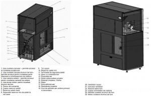 Poza Componente Centrale termice pe peleti Ferroli BioPellet Tech SC