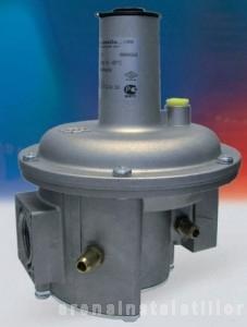 Poza Regulator gaz cu filtru FG1B Pi 1 bar Pe 10..30 mbar - DN 25