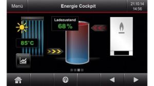 Poza Energie-Cockpit