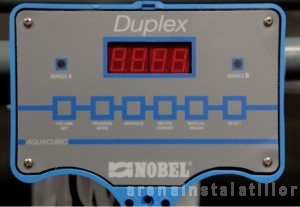 Poza STATIE DEDURIZARE DUPLEX AS 800/V - 5 MC/H