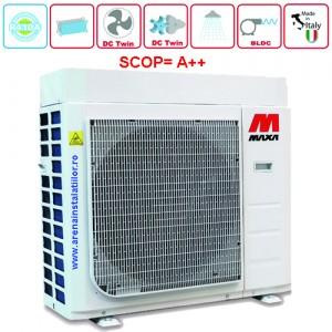 poza Pompa de caldura monobloc monofazata MAXA i-HWAK/WP/V4 10 - 10 kW
