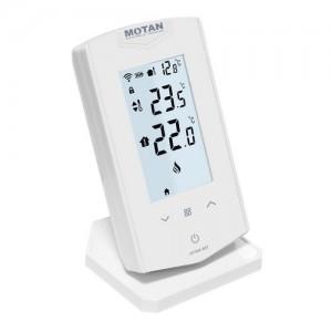 poza Termostat wifi cu control prin internet MOTAN HT-500 Set