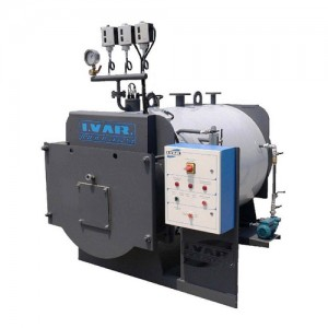 poza Cazan de abur de joasa presiune IVAR Industry BLP 400 - 400 kg/h