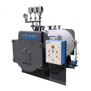 poza Cazan de abur de joasa presiune IVAR Industry BLP 2500 - 2500 kg/h
