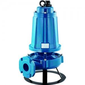 poza Pompa submersibila de drenaj cu tocator FORAS FTR 750 T