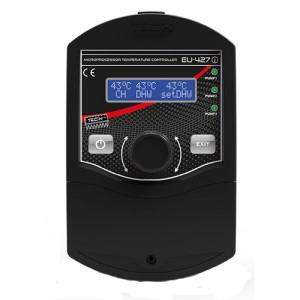 Poza Controler pentru 3 pompe TECH EU-427i