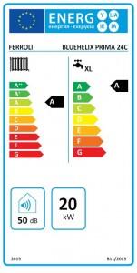 Poza Centrala termica in condensare Ferroli Bluehelix Prima 24 C. Poza 44408