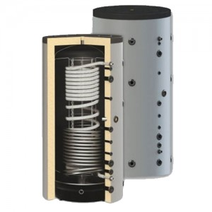 Poza Boiler combinat igienic (tanc in tanc) WOODY SUNSYSTEM HYG BR 800/33 FL - 1 serpentina