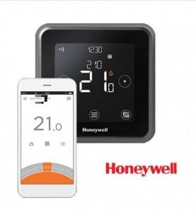 Poza Honeywell SMART WiFi Lyric T6R comanda pe telefon