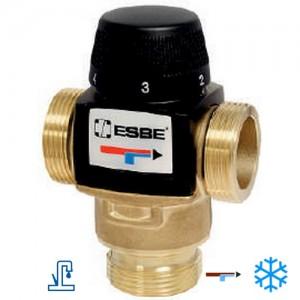Poza Ventil termostatic de amestec ESBE VTA 572 1 10-30 °C