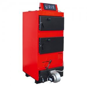 Poza Centrala termica pe lemne cu regulator automat MAKTEK MKK 100 116 kW