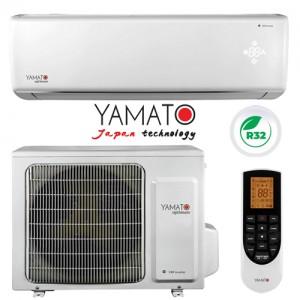 Poza Aparat aer conditionat YAMATO Optimum Inverter YW12IG6 WiFI R32 A++ 12000 BTU