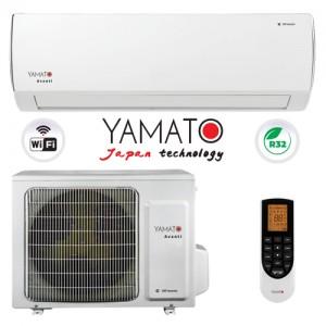 Poza Aparat aer conditionat YAMATO Avanti Inverter YW24IG7 WIFI R32 A++ 24000 BTU
