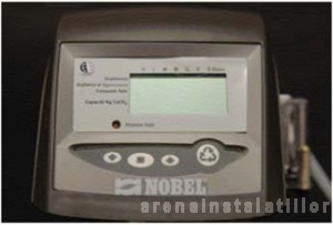 Poza afisaj Statie compacta de dedurizare a apei Nobel AC 90/T 1,8 mc/h