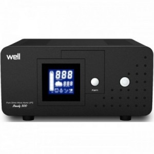 Poza Sursa UPS Well pentru centrala termica 500 VA