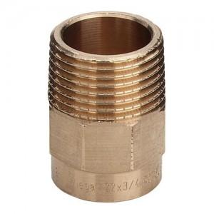Poza Adaptor bronz Viega INT - EXT 28x3/4 ( 102913 )