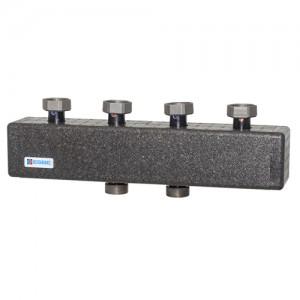 Poza Distribuitor-colector termoizolat pentru 2 grupuri de circulatie ESBE GMA 421