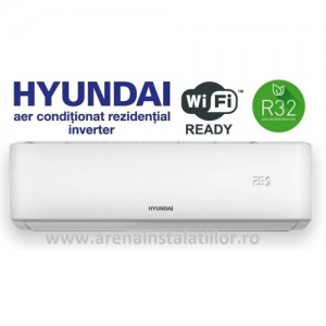 Poza Aer conditionat Inverter Hyundai WI-FI Ready HTAC-12CHSD/XA71-I