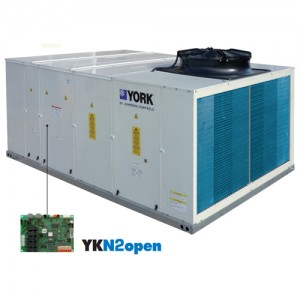 Poza Rooftop pentru racire si incalzire York 61 kW