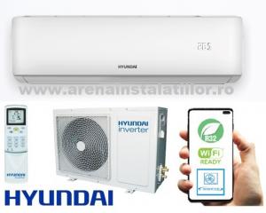 Poza Aer conditionat Inverter Hyundai WI-FI Ready HTAC-12CHSD/XA71-I Clasa A++ 12000 BTU