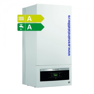 Poza Centrala termica Buderus Logamax PLUS GB062-24 KDH V2 - incalzire = 24 kW si acm = 28 kW