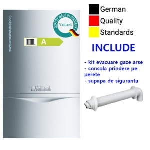 Poza Centrala in condensatie VAILLANT ecoTEC Plus VU 486 / 5-5 - 48 kW - Incalzire