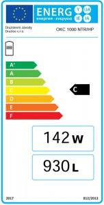 Poza Boiler indirect cu o serpentina pentru pompe de caldura Drazice OKC 1000 NTR/HP 1000 litri - clasa energetica