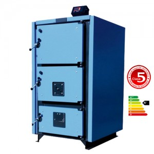 Poza Centrala termica pe lemne THERMOSTAHL MCL 200 - 232 kW