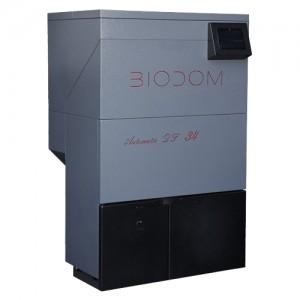 Poza Centrala termica pe peleti BIODOM 27 A - 27 kW