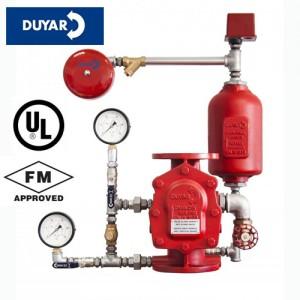 Poza Aparat de control si semnalizare ACS APA-APA Duyar Y4010 DN 100 complet echipat