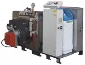 poza Cazan abur inalta presiune FX 150 KG/H - 5 bar