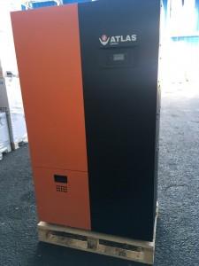 Poza Centrala termica pe peleti Atlas Pelletech