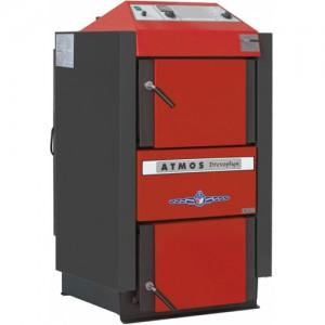 Poza Centrala termica pe lemne cu gazeificare Atmos DC50S - 49 kW