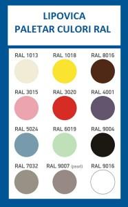 Poza Paletar culori
