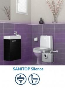 Poza SFA SANITOP SILENCE - 550 W