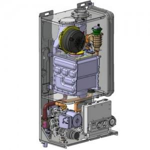 Poza 1 Centrala termica in condensare Beretta Ciao Green 25 CSI ErP