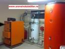 Pachete Centrale termice pe lemne cu gazeificare