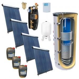 Poza Pachet solar aport incalzire casa 200 MP