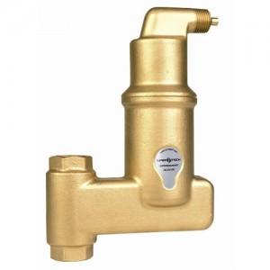 Poza Separator de aer vertical Spirotech Spirovent AA075V 110°C 10 bar 3/4