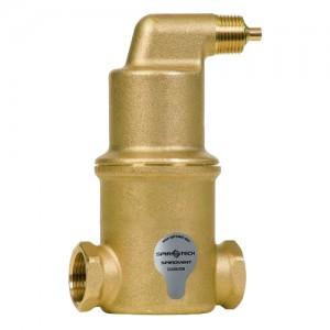Poza Separator de aer orizontal Spirotech Spirovent AA150/002 180°C 10 bar 1 1/2