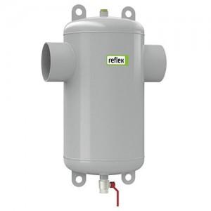 Poza Separator de namol REFLEX carcasa de otel 110°C 10 bar racordare prin sudura D 88.9