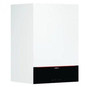 Poza Centrala termica cu afisaj digital 3.5 inch Viessmann Vitodens 200-W 32 kW