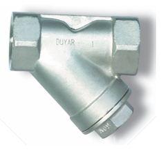 poza Filtru impuritati tip Y corp inox PN40 1/2''
