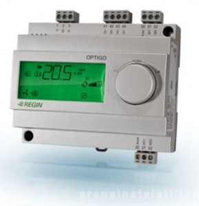poza Regulator electronic Regin Optigo OP 5 U