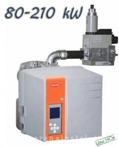 poza Arzator gaz NC21 GX207 DN30/30 T1 - 80-210 kW